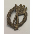Infantry Assault Badge in Bronze(MM:RS)