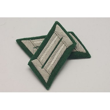 Heer Officer Collar Tabs(Infantry)