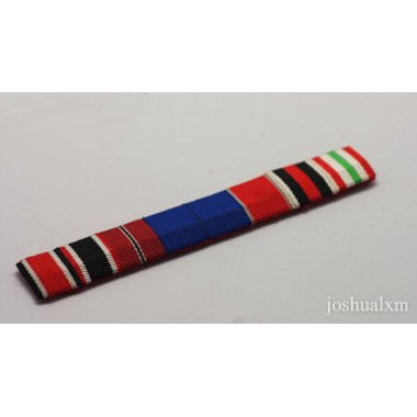 WW2 German Ribbon Bar#13