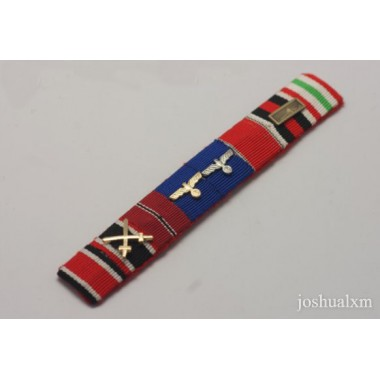 WW2 German Ribbon Bar#11