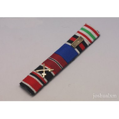 WW2 German Ribbon Bar#8