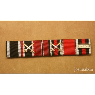 WW2 German Ribbon Bar#6