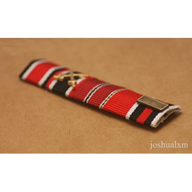 WW2 German Ribbon Bar#5
