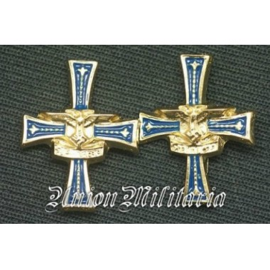 Gold Metal Stalingrad-Cross Shoulder Board Cyphers