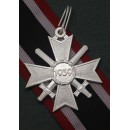 War Merit Knight Cross with Swords