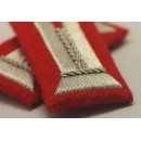 Artillery Officer Waffenrock Cuff Tabs(2 Pairs)