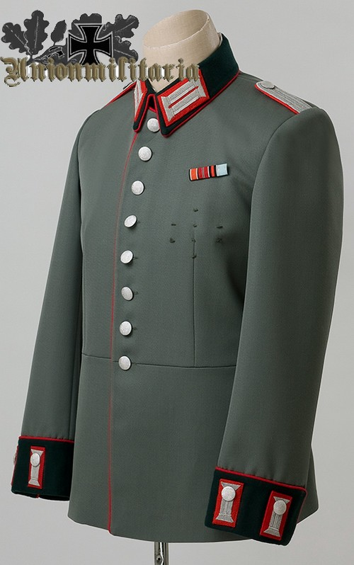 High Quality Ww2 German Officer M35 Waffenrock Tunic For Sale