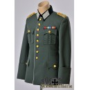 WW2 German Honorary Colonel in Chief M27 Tunic(Rundstedt​)