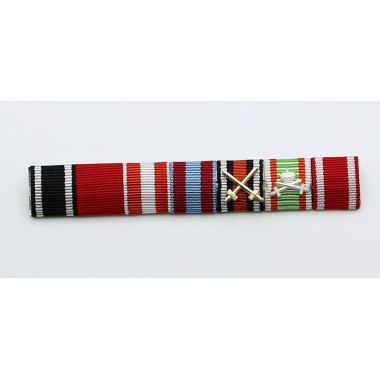 Foreign Minister Von Ribbentrop's Ribbon Bar