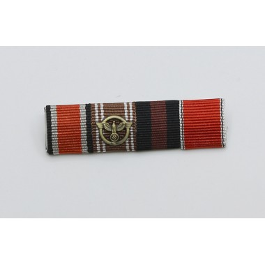 Otto Skorzeny's 4R Ribbon Bar