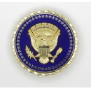 US President Service Badge