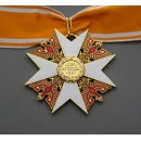 Grand Cross of The Order of The Red Eagle with Swords