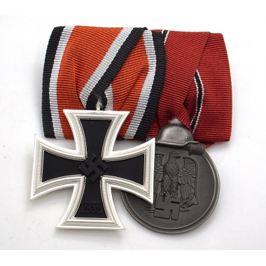 WW2 German 2R Medal Bar(#1)