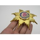Grand Cross of the Order of the Red Eagle without Swords Breast Star