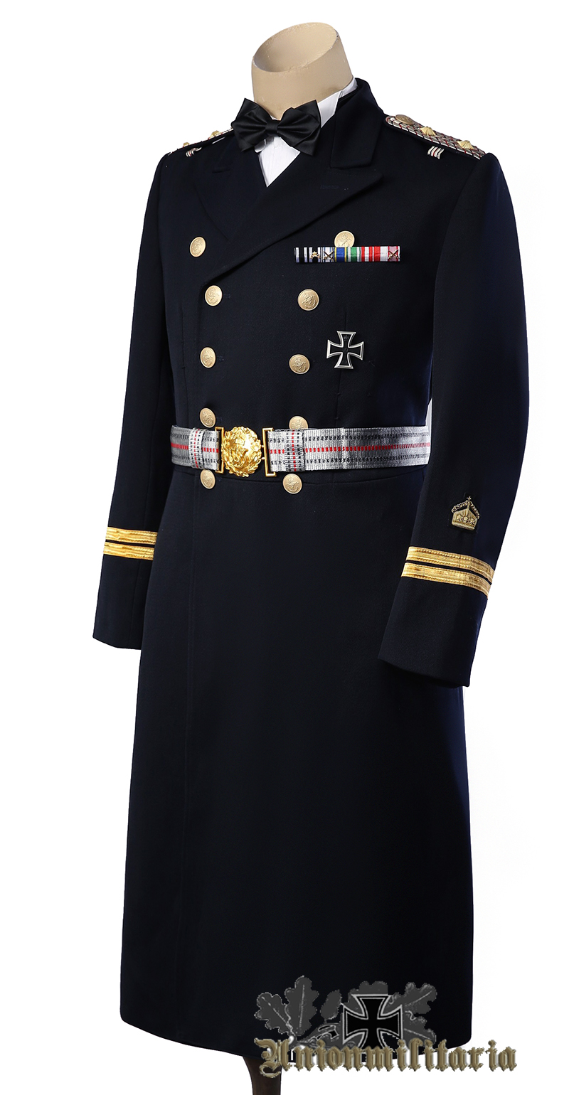 High Quality Ww1 German Naval Officer Frock Coat For Sale