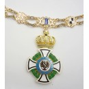 House Order of Hohenzollern without Swords Collar