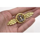 1957 Luftwaffe Bomber Squadron Clasp in Gold
