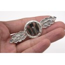 1957 Luftwaffe Bomber Squadron Clasp in Silver