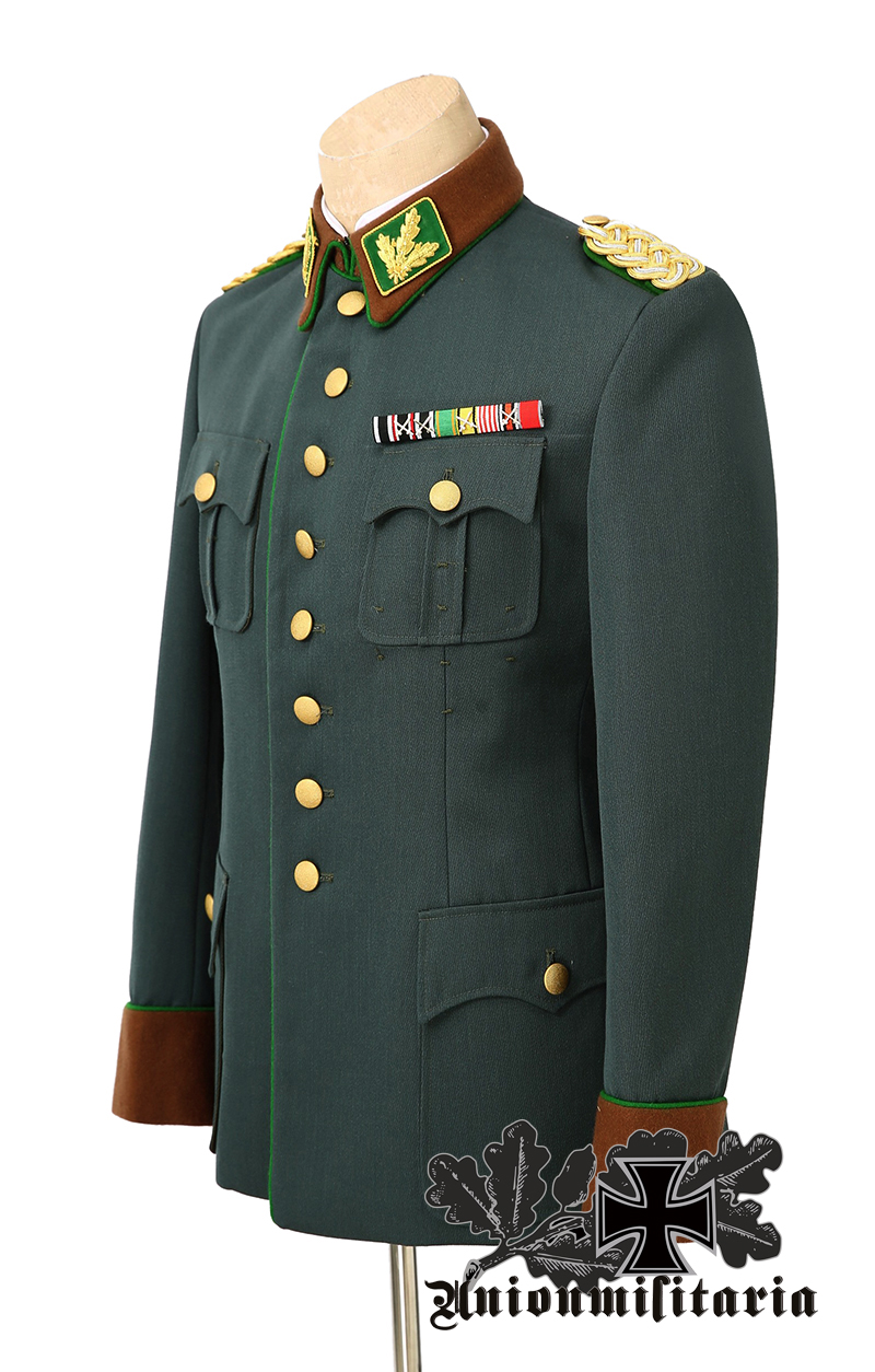 High Quality Ww2 German Ordnungspolizei General M38 Tunic