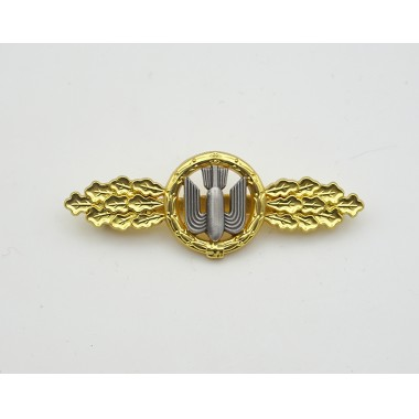 Luftwaffe Bomber Squadron Clasp in Gold -not for sale