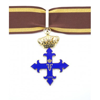 Romanian Order of Michael the Brave 2nd Class Commander's Cross