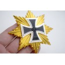 Star of the Grand Cross of the Iron Cross (1939)