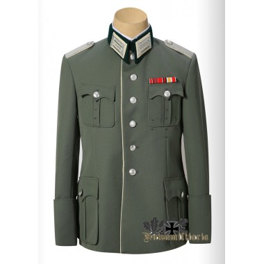 German Officer Walking Out Tunic(6-Button)