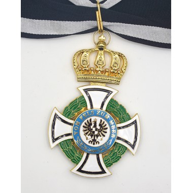 House Order of Hohenzollern Commander Class