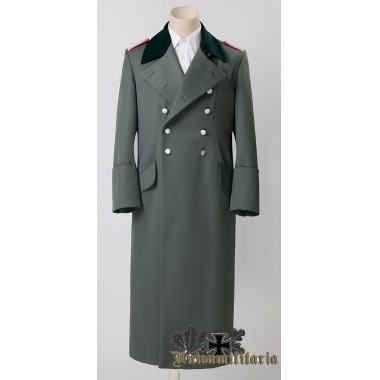 WW2 German Officer Field Gray Overcoat