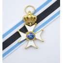Bavarian Military Max Joseph Order Knight's Cross
