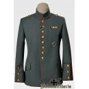 M1910 Prussian Infantry Officer Field Gray Tunic