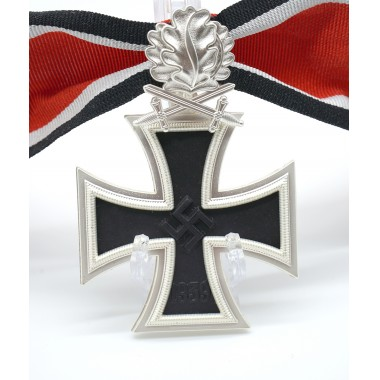 3-piece Knight's Cross with Oak Leaf & Swords