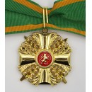 Order of the Zähringer Lion Commander Cross 2nd Class