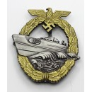 E-boat Badge Late Version