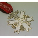 German Olympic Games Decoration 2nd Class