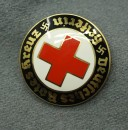 German Red Cross Helferin Pin