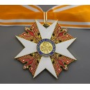 Grand Cross of The Order of The Red Eagle without Swords