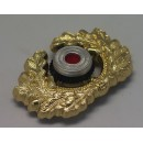 Heer Cap Wreath and  Cockade in Gold