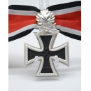 Knight's Cross with Oak Leaf & Swords