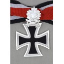 1957 Knight's Cross with Oak Leaf & Swords