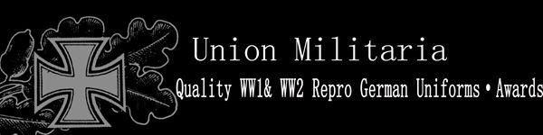 Quality WW1 and WW2 Repro German Militaria